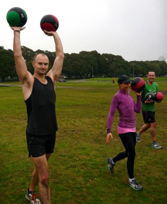 group fitness eastern suburbs